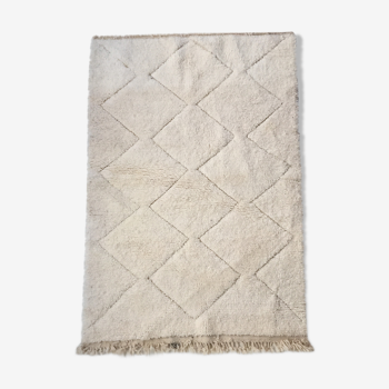 Moroccan Berber carpet Beni Ouarain 145x100cm