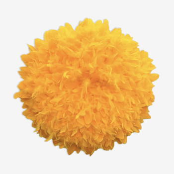 Juju hat Plumes bohèmes jaune