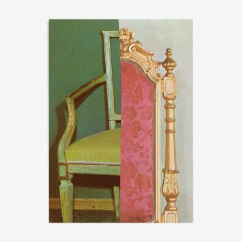 PinkGreen Chair