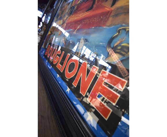 Affiche Cirque Bouglione