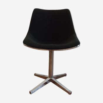 Chaise L202 par Roland Schweitzer pour Lafargue 1970