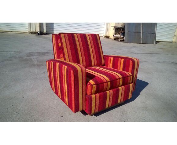 """Paire de fauteuils """"pullman"""""""