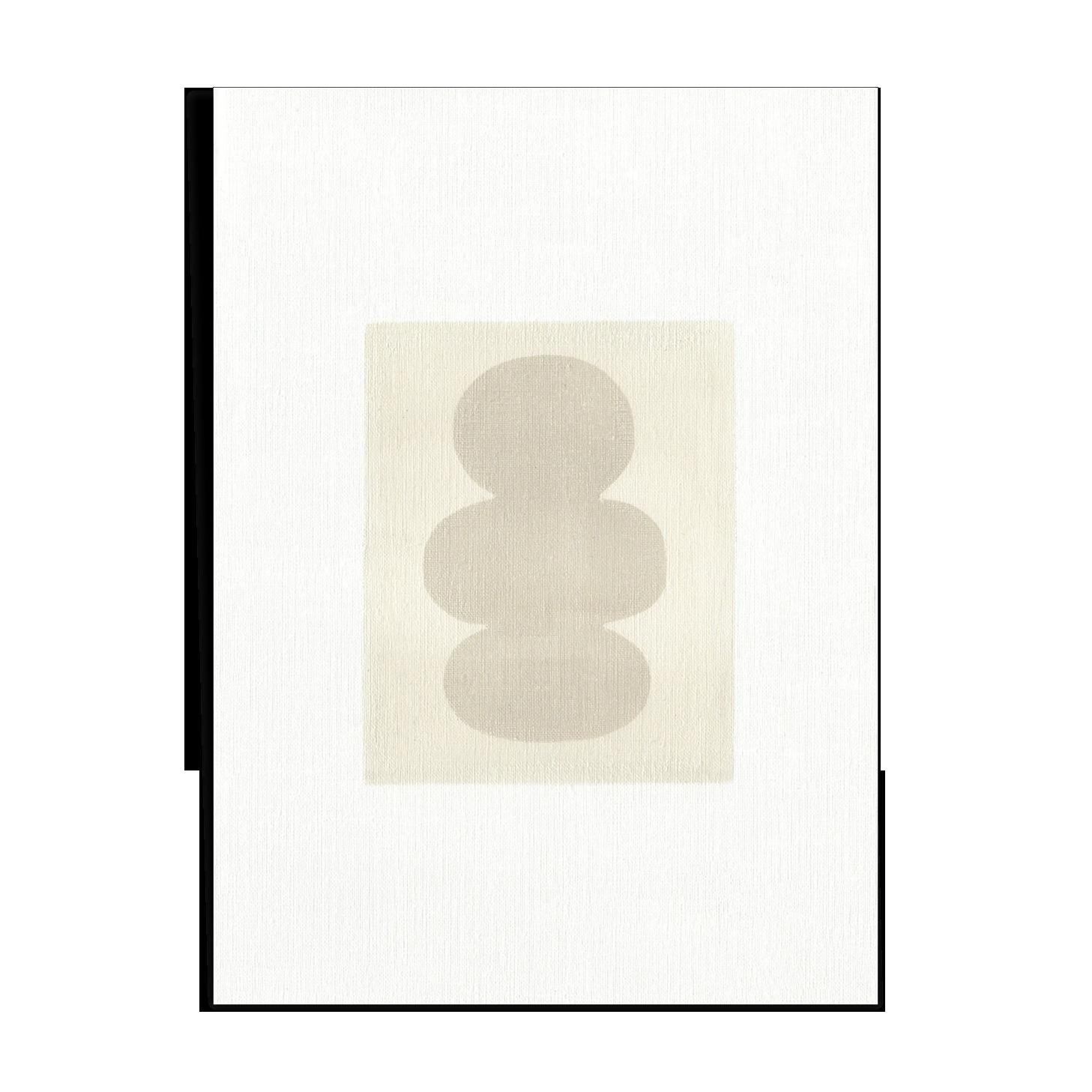 Composition abstraite par Eawy