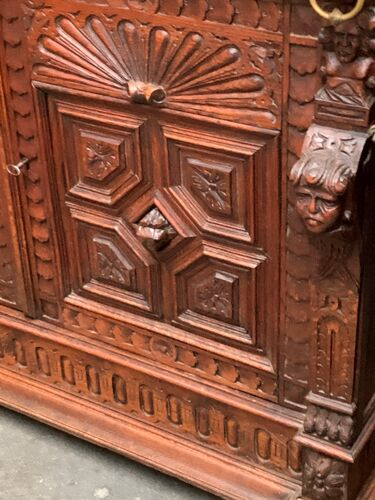 Bibliothèque renaissance