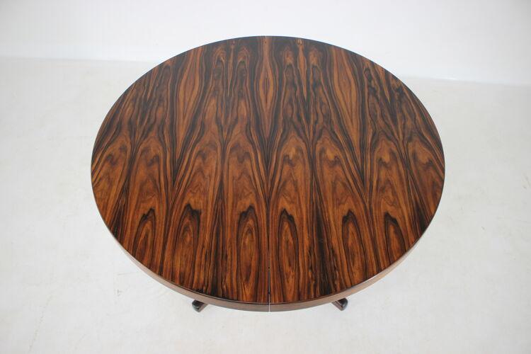 Table à manger extensible en palissandre des années 1960 Danemark