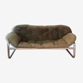 Canapé Swed-form,  design Scandinave Vintage