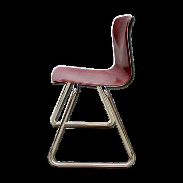 Chaise industrielle Galvanitas