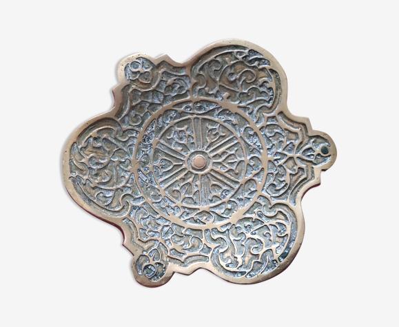 Cendrier bronze