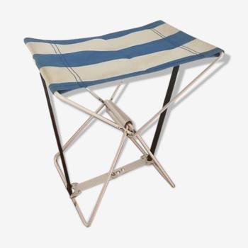 Vintage folding seat