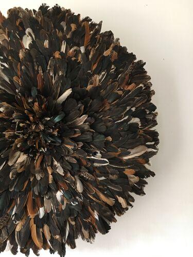 Juju Hat noir moucheté 80 cm