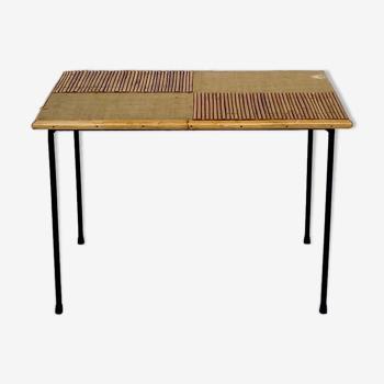 Table basse vintage années 60