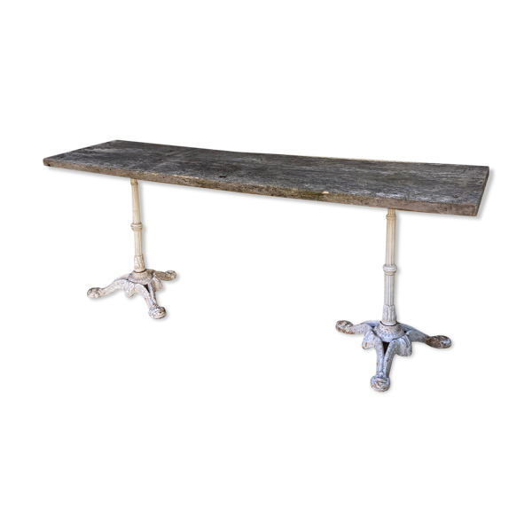 Selency Console pieds bistrot