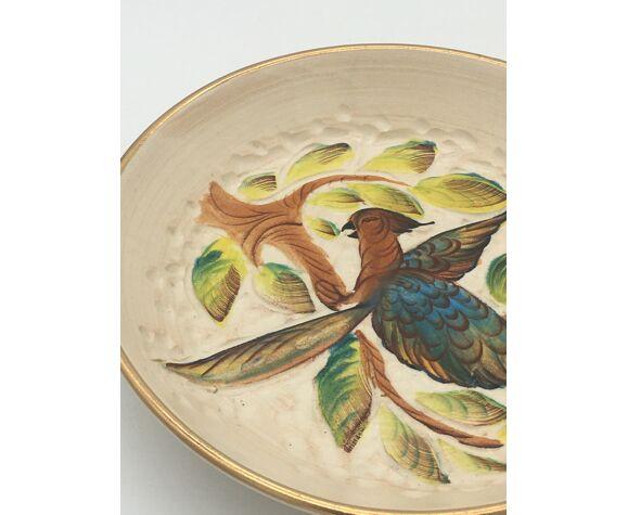 Assiette décorative H. Bequet
