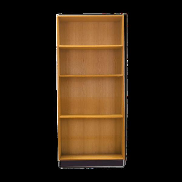 Bibliothèque, design danois, années 1970, fabriqué par Domino Møbel