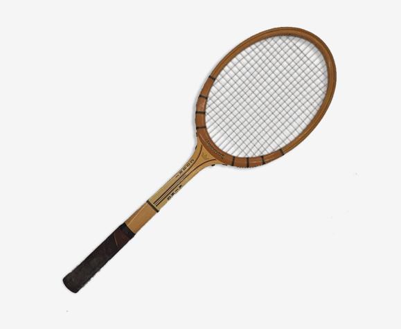 "Raquette de tennis vintage ""Donnay"""