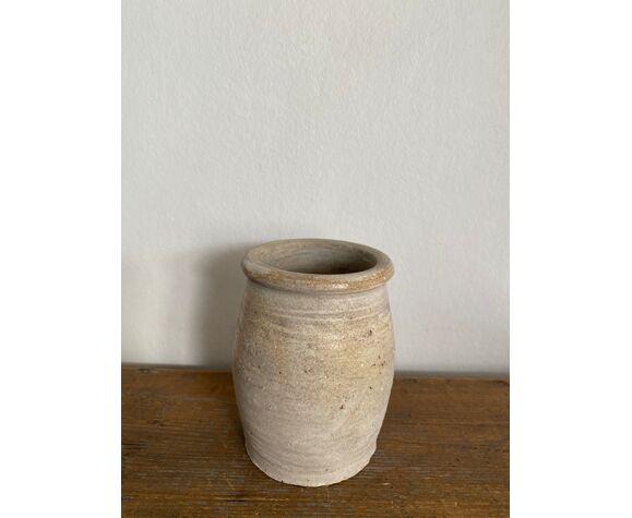 Sandstone pot 13 cm