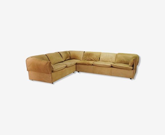 Niels Eilersen corner sofa leather 60/70