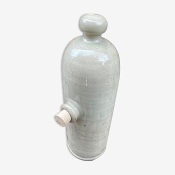 Sandstone hot water bottle