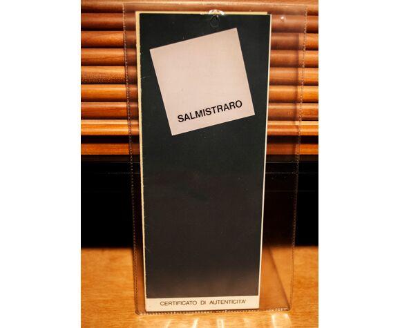 Armoire de rangement par Augusto Mandelli et Walter Selva pour Salmistraro Italia années 1990