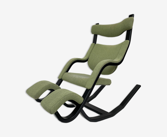 Fauteuil Gravity de Peter Opsvik pour le design de Stokke 80
