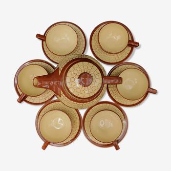 Service à thé Longchamp - Colmar