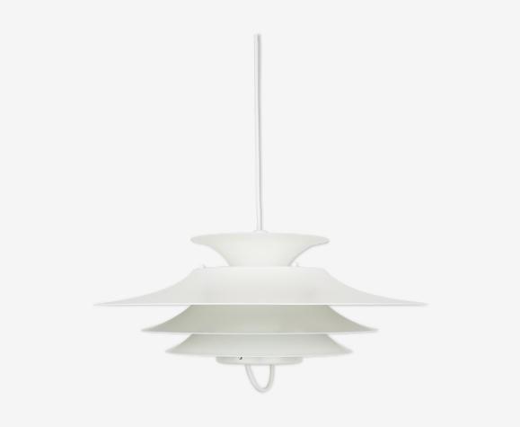 Suspension vintage danoise Design-light Danemark années 1980