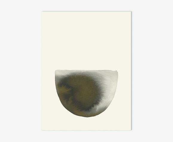 "Impression d'art abstrait ""Loki"" par Harrt Studio"