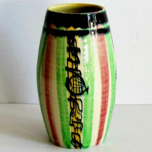 Vase moderniste Accolay Années 60