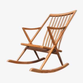 Rocking-chair scandinave