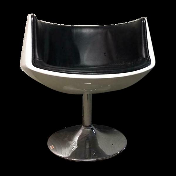 Selency Chaise de virage vintage simple Kare design