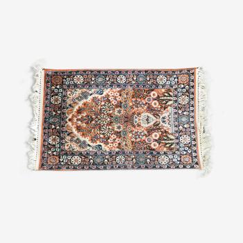 Tapis n°41 univers du tapis indes cachemire soie