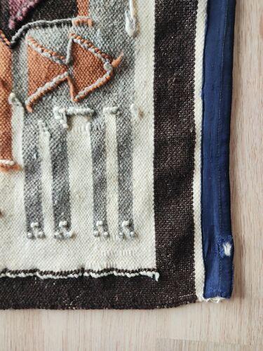 Tapis Lamas Amérique du sud 66 x 111 cm