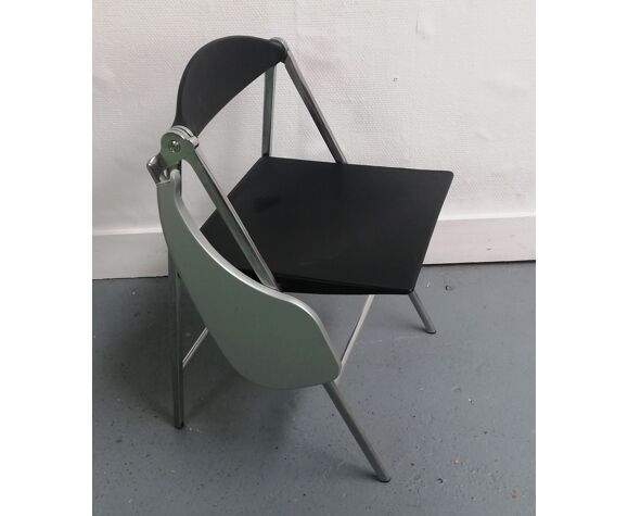 Chaise pliante Donald, Poltrona Frau