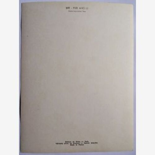 "Photographie originale 1960's de "" Pier Angeli """