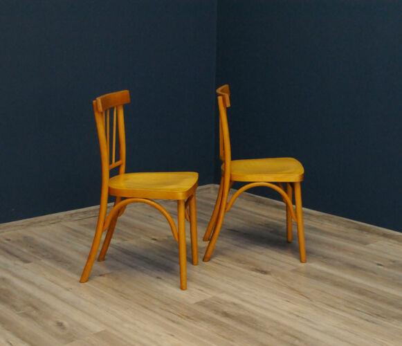 Une paire de chaises soviétiques de 1978 - CCCP