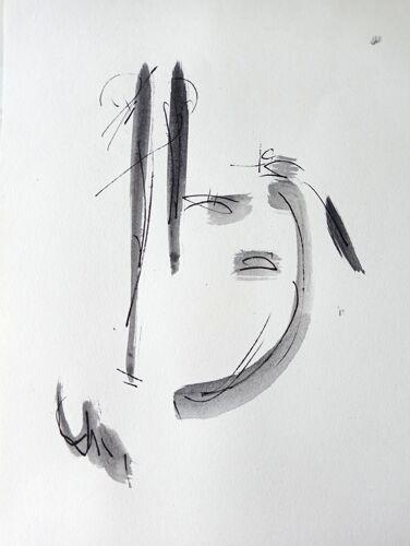 China ink - vibrations