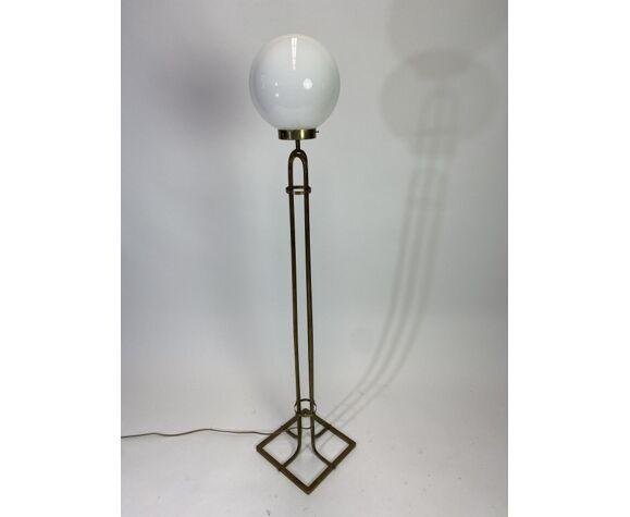 Paire de lampadaires art nouveau années 1920