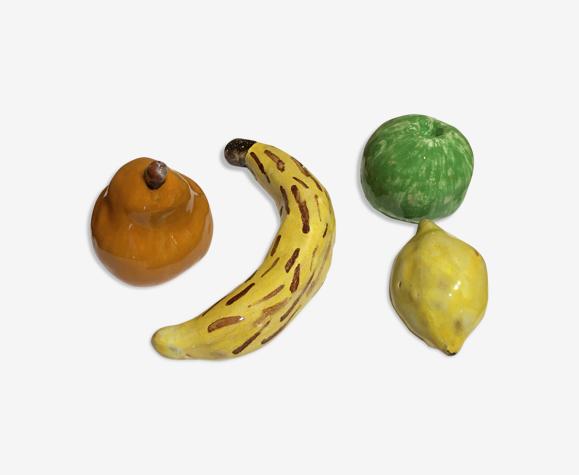 Fruits en céramique