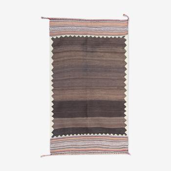 Tapis rustique de Kilim 89x157cm