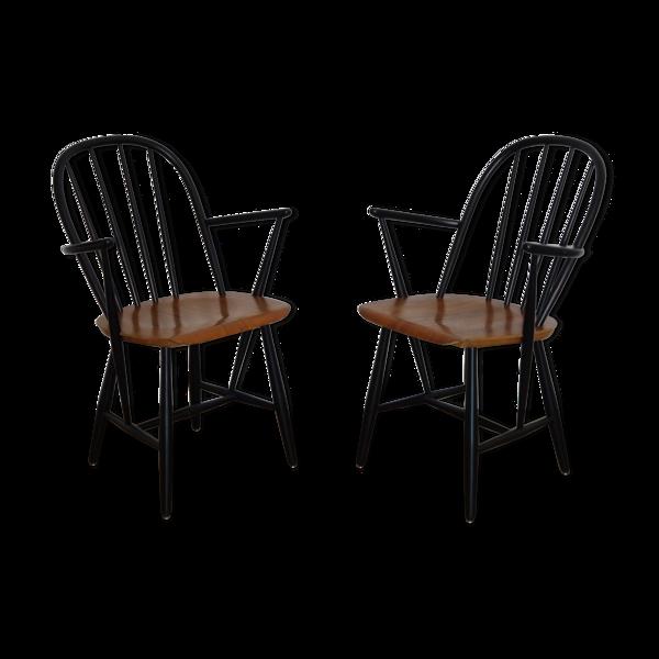 Paire de fauteuils scandinave de Nesto 1960
