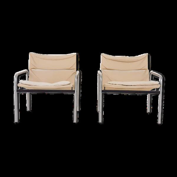 Selency Paire de fauteuils Ultrex