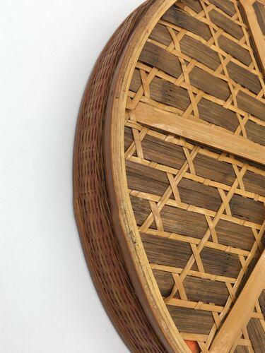 Plateau en bambou