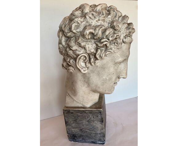 Buste d'Hermes d'après Praxitele