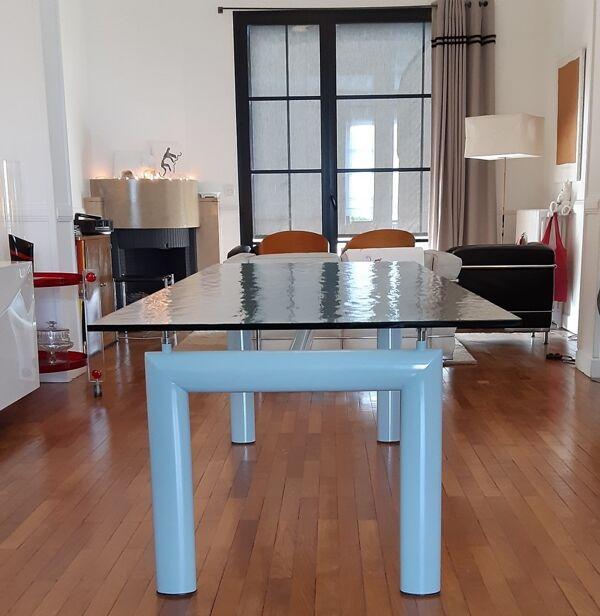 Table LC6 Le Corbusier edition Cassina