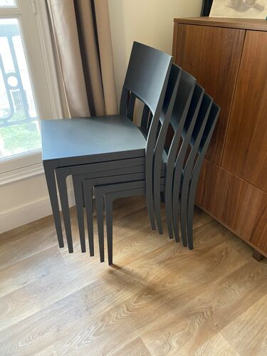 Lot d 6 chaises Accademia