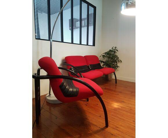 Salon avec canapé et fauteuil Airborne