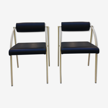 Paire de fauteuils Vienna par Rodney Kinsman