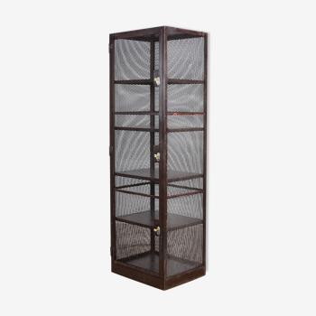 Locker cabinet, 1970's