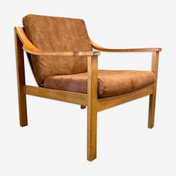 Fauteuil design scandinave 1950