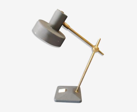 Lampe articulée cocotte de bureau années 50